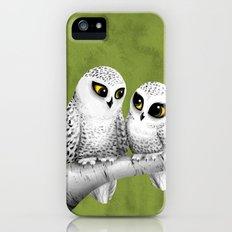 Owl Love You Slim Case iPhone (5, 5s)