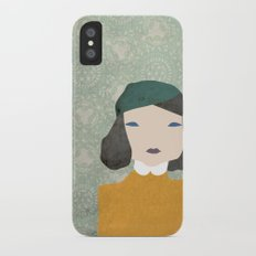 Be yourself iPhone X Slim Case