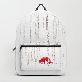 There's nowhere to run Backpack