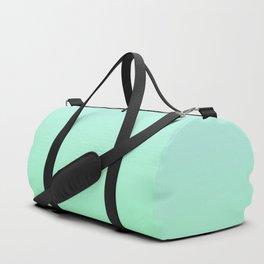 BIG WAVES - Minimal Plain Soft Mood Color Blend Prints Duffle Bag