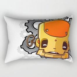 Brass Munki - Bot015 Rectangular Pillow