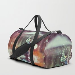 Magical Christmas Deer Duffle Bag
