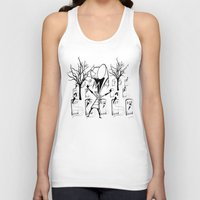 invader zim Tank Tops featuring invader zim by LCMedia
