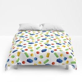 Building Blocks Pattern Comforters