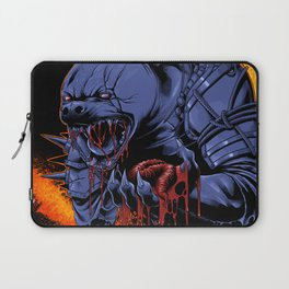 Dungeons, Dice and Dragons _ Gnoll Laptop Sleeve