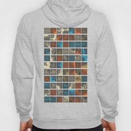 World Cities Maps Hoody