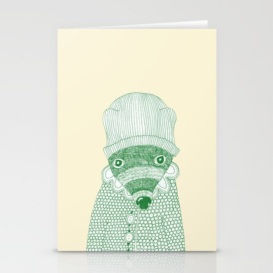 GIVE IT BACK Stationery Cards