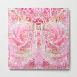 Candy Petals Metal Print