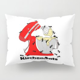 Kitchen Ants Pillow Sham