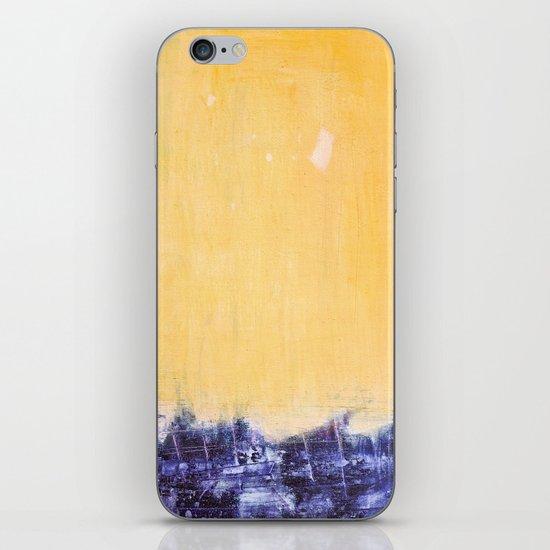 indigo sea iPhone & iPod Skin