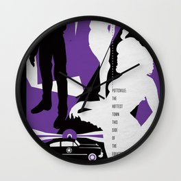Hardboiled :: Pop. 1280 :: Jim Thompson Wall Clock