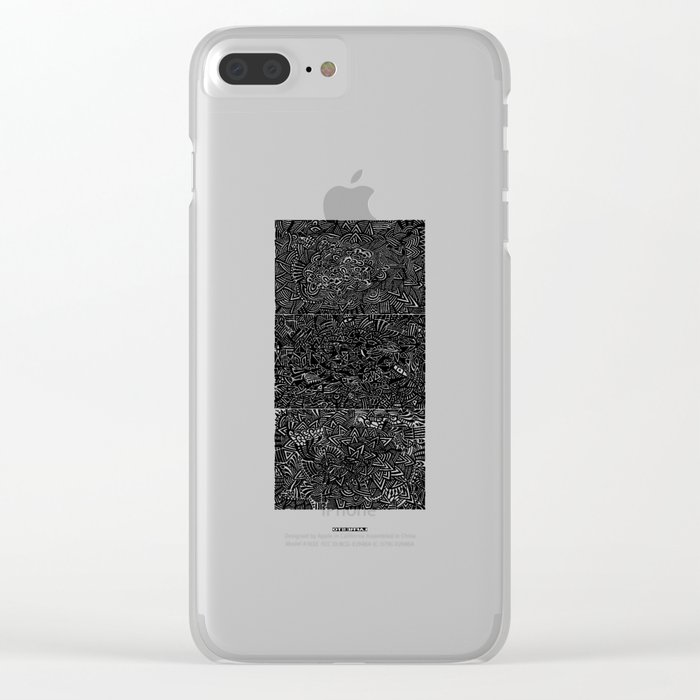 - the 2nd secret - Clear iPhone Case