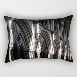 New Gothic Arches Rectangular Pillow
