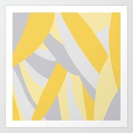 Pucciana Solar Art Print
