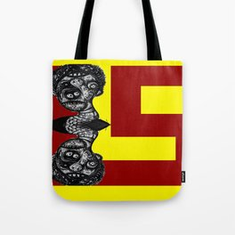 LIQUORSTORE DOUBLEHEAD LOGO 2013 Tote Bag