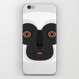 The Gibbon iPhone Skin