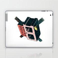 Brick Crossbones and a Bird Laptop & iPad Skin