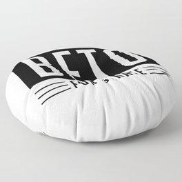 beto official logo Floor Pillow
