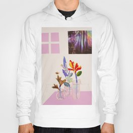 Blooms of Envy Elation and Lust Hoody