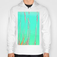 grass Hoodies featuring Grass by Anne Millbrooke