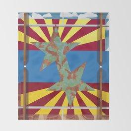 Altered State: AZ Throw Blanket