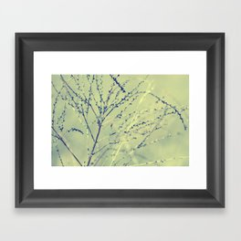 Changing Framed Art Print
