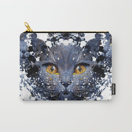 British Shorthair Carry-All Pouch