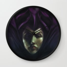 Malificent the Evil Queen Wall Clock