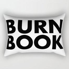 BURN BOOK Rectangular Pillow
