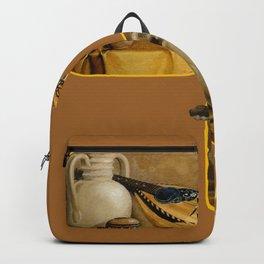 Mandolin At Rest Backpack