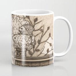 Adventure (in sepia) Coffee Mug