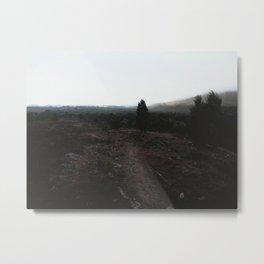 Foggy Mornings Metal Print