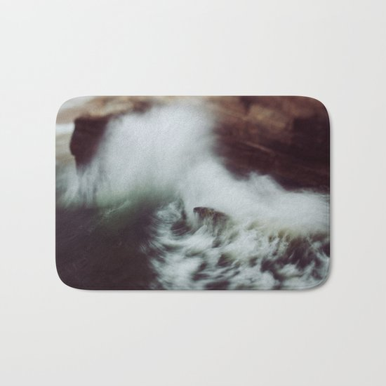 Guadalupe Wave Bath Mat