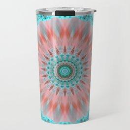 Mandala tender soul Travel Mug