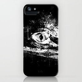 alligator baby eye wsbbw iPhone Case