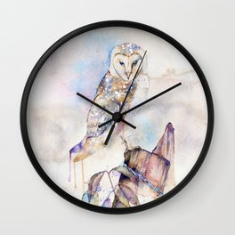 Wise Thoughts Wall Clock