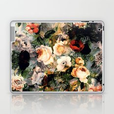 Floral Pattern RPE120 Laptop & iPad Skin
