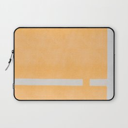 Yellow Contamination 4 Laptop Sleeve