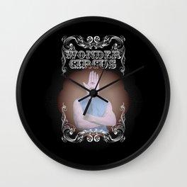 Wonder Circus V.2 Wall Clock
