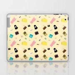 Moonrise Kingdom's Suzy Bishop Pattern Laptop & iPad Skin