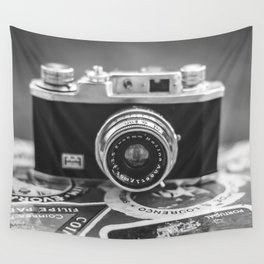 213 - Travel stories Wall Tapestry