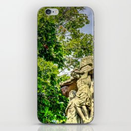 Christ's Statue. Germany iPhone Skin