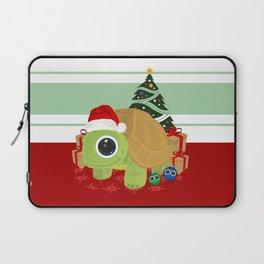 Christmas - Turtle Laptop Sleeve