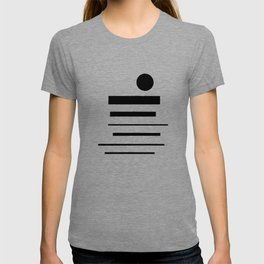 Abstract Composition 11 T-shirt