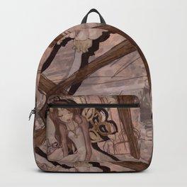 Windup Doll Backpack