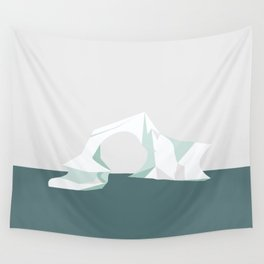 ISBJERG #04 Wall Tapestry
