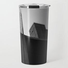 #74Photo #Unfinished #Perspective #BlackAndWhite #Exploring #Archive Travel Mug