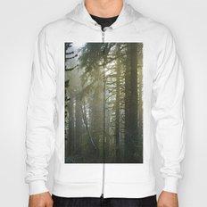 Foggy Forest #evergreen Hoody