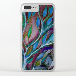 Tree of Life 2017 Clear iPhone Case