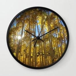 Aspen Magic Wall Clock